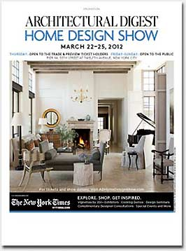 Architectural Digest March 2012